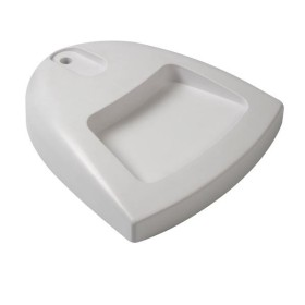 Socle standard 3.4 kg BLANC pour lampe de bureau