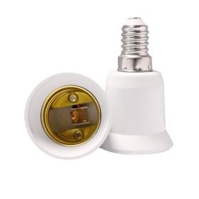 Adaptateur E14 pour ampoule E27