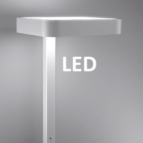 Lampadaire LAZIO LED 72 watt