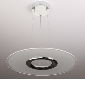 BIORYTHME Elégance 50 - suspension LED biodynamique