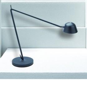 BAIALED - lampe de bureau LED à 2 bras sur socle