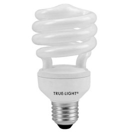 TRUE-LIGHT - 20 watt - ampoule PLEIN SPECTRE à vis E27