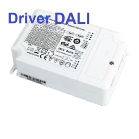 Driver LED dimmable DALI